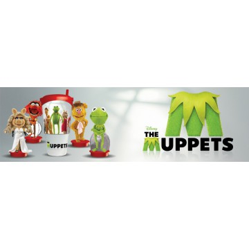 The Muppets топпер